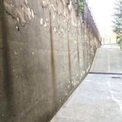 Impermeabilizzazioni muratura in calcestruzzo