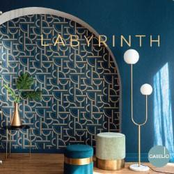 Labyrinth tappezzerie