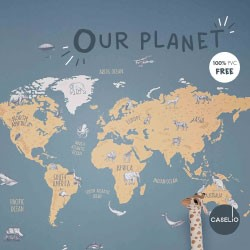 Tappezzerie Our Planet